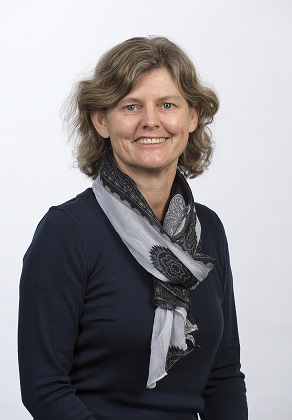 Photograph of Associate Professor Sally Lord