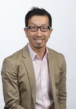 Portrait of Professor Danny Liew